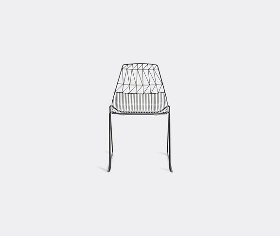 Bend Goods 'Stacking Lucy' chair, black