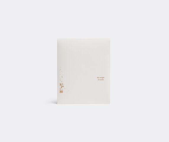 Ystudio White letter set