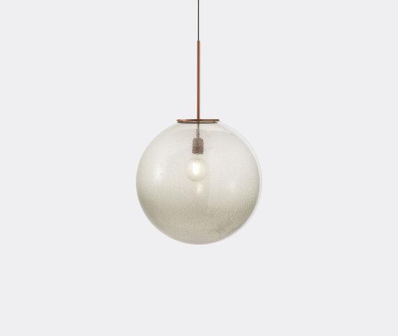 Cassina 'Bollicosa' pendant lamp, grey, EU plug