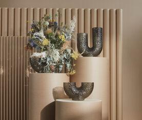 AYTM Arura Low Glass Vase 5