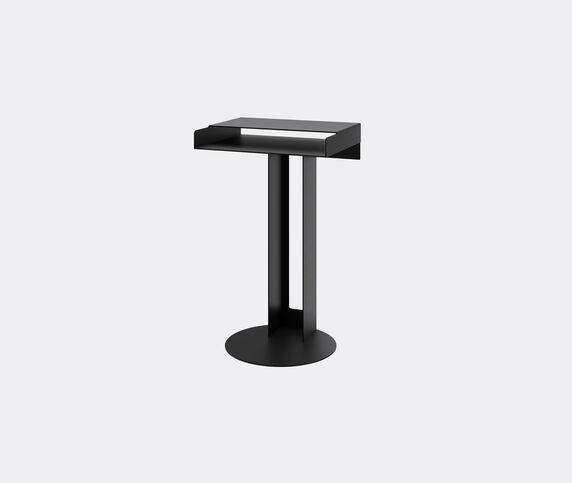 New Tendency 'Meta' side table, black