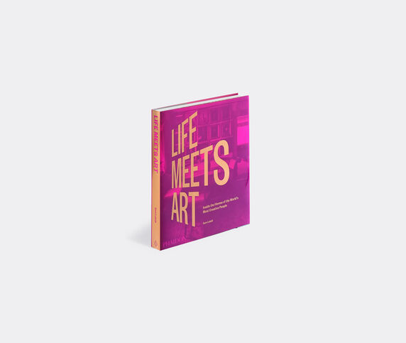 Phaidon 'Life Meets Art: Inside the Homes of the World's Most Creative People'
