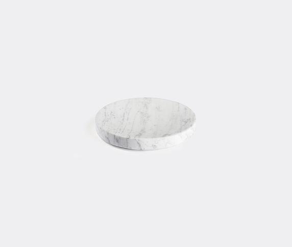 Salvatori 'Ellipse' soap dish, white