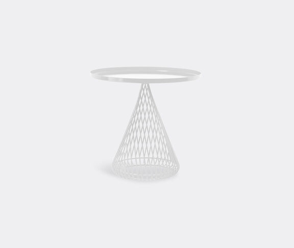 Bend Goods 'Cono Side Table', white