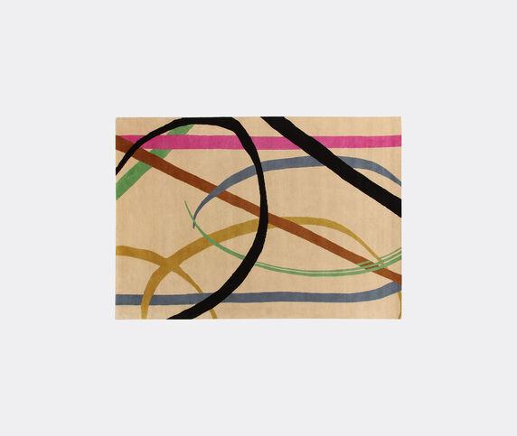 Amini Carpets 'Lettera' rug, multicoloured