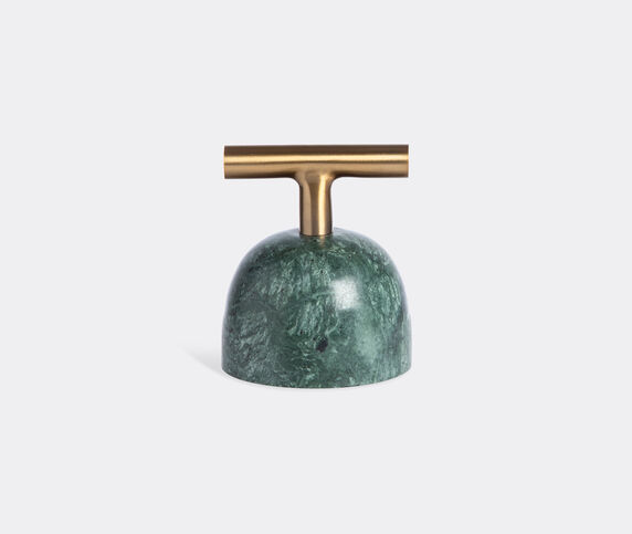XLBoom 'Carry Away' paperweight, S, green marble
