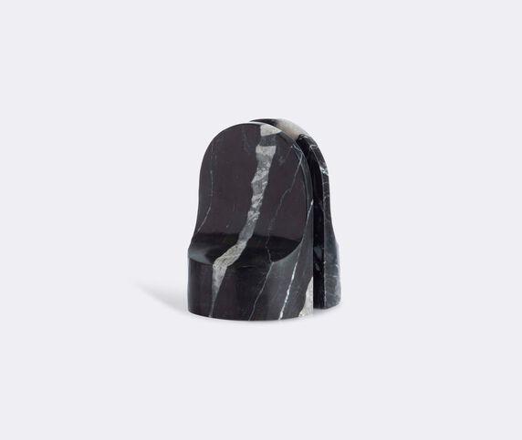 XLBoom 'Emoji' bookends, black marble