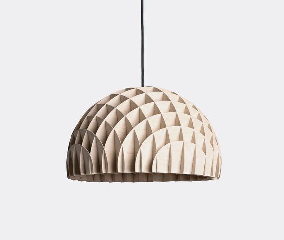 Lawa Design 'Arc' pendant polywood, black cord