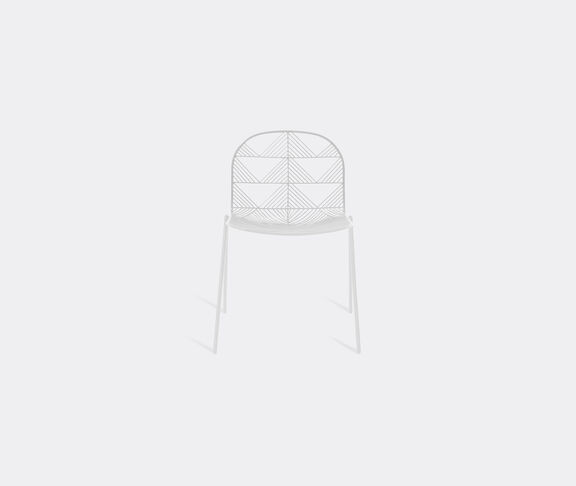 Bend Goods 'Stacking Betty' chair, white