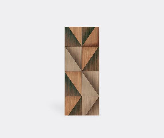 Wall&decò 'Hypotenuse Ts' wallpaper, rust