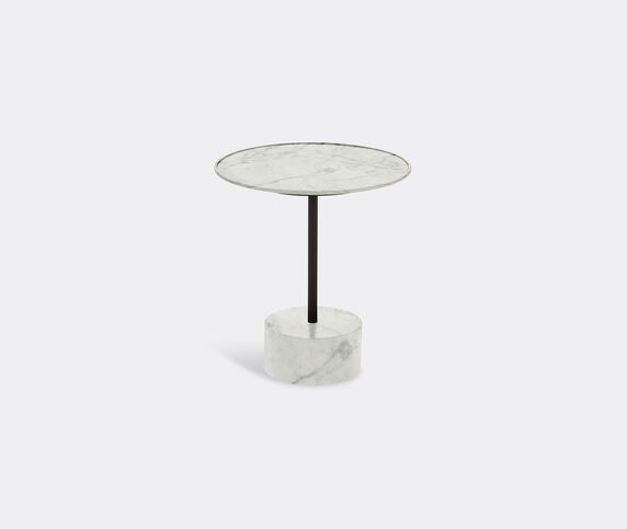 Cassina '9' low table, white