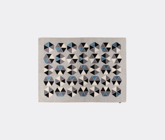 Amini Carpets 'Esagoni' rug, blue
