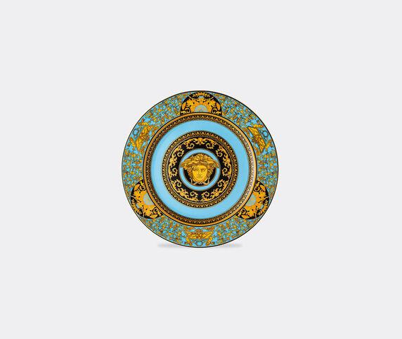 Rosenthal 'Versace Medusa' service plate, celeste