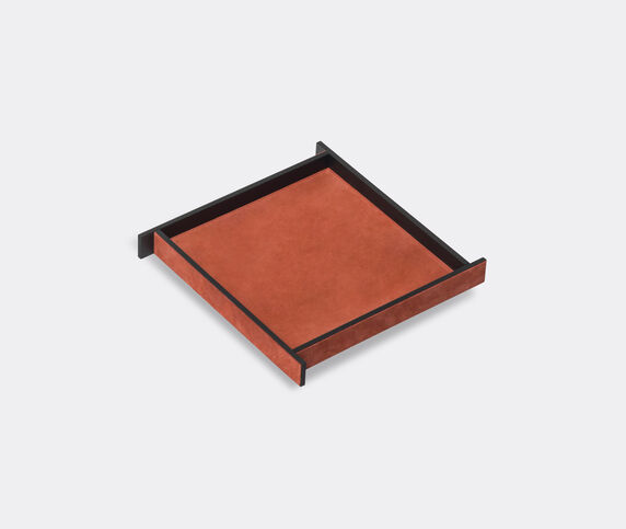 GioBagnara 'Malaparte' valet tray, bronze